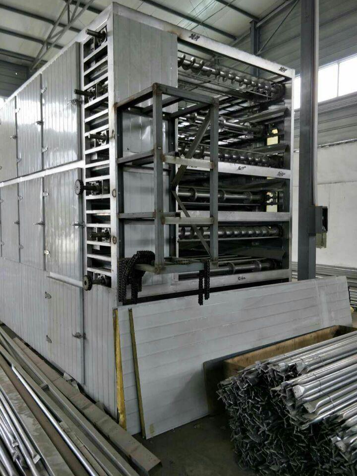 """""""网带烘干机""""实现批量生产,提升产品品质。"""