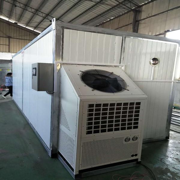 热泵烘干房常用参数对照